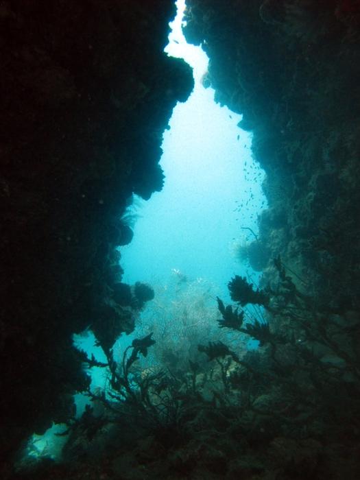 ถ้ำใต้น้ำ