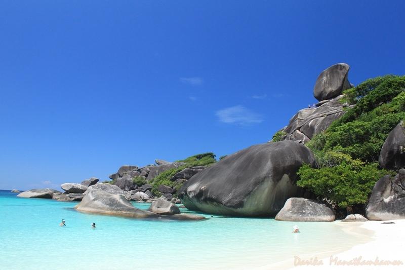 หน้าหาดเกาะแปด