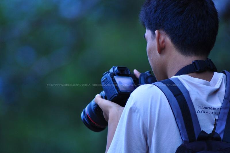 สัมผัสกับ Canon 5D.